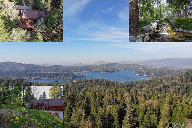 636 Crest Estates Court, Lake Arrowhead, CA 92352