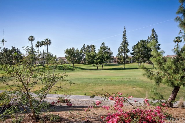 BEAUTIFUL GOLF COURSE VIEW in MIRAMONTE. A MUST SEE!! This Highly Coveted Newly Remodeled and Painted Detached Condo is Located in one of the Most Desirable Gated Communities in Tustin Ranch, Featuring 4 Spacious BEDROOMS plus an OFFICE and a BONUS ROOM, 2.5 Bathrooms, Formal Living Room and Charming Dining Room. Lots of Natural Light, Remodeled Gourmet Kitchen Boasts White Cabinets, Extensive Granite Counter Tops, Gorgeous Blaksplash, Stainless Steel Appliances and an Oversized Island for Entertaining. Nook area Next to Kitchen with View of the GOLF COURSE.   Beautiful Hardwood Floor including Bedrooms, Stairs and Hallways, Recessed Lightings and Crown Moldings Throughout. Gorgeous, Private Master suite, Large Walk-In Closet with Built-In Organizers.  2 skylights.  Entertainers Backyard with an Outdoor Kitchen Overlooking the GOLF COURSE. Desirable 2 Car Attached Garage with Lots of Storage Space. Close to Award Winning Tustin Schools, Tustin Market Place. Walking distance to Tustin Ranch Golf Club, Steps Away from Tustin Ranch Elementary School and Well Known Tustin Sports Park. Solar System will be paid in full during escrow.