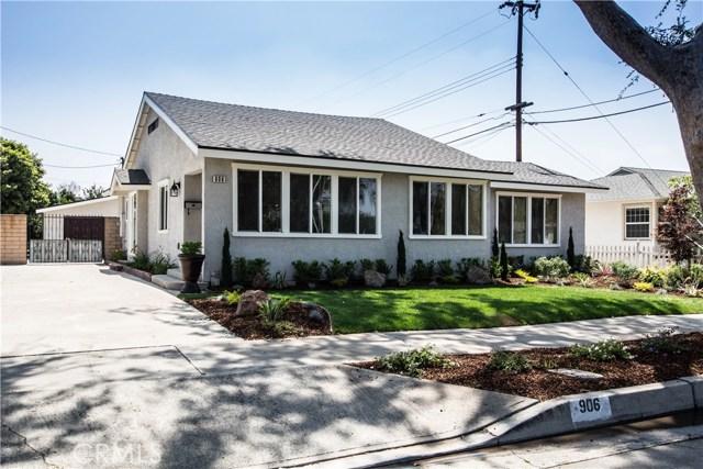 906 Raymond Avenue N, Fullerton, CA 92831