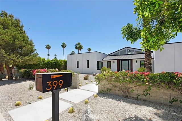 399 W Santa Elena Road, Palm Springs, CA 92262