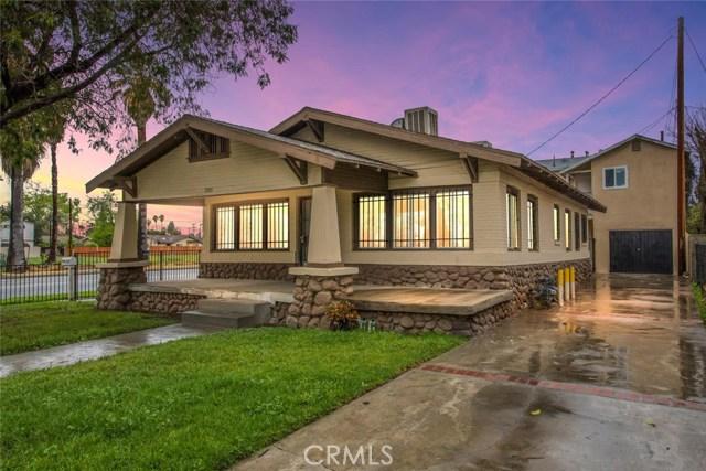 1501 N E Street, San Bernardino, CA 92405