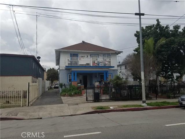 458 E ADAMS Boulevard, Los Angeles, CA 90011