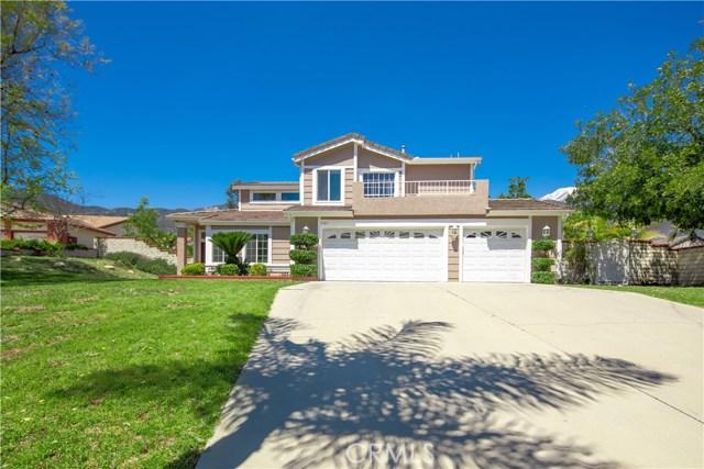 8182 Vinmar Court, Rancho Cucamonga, CA 91701