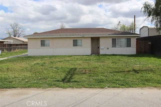 2291 S Artesia Street, San Bernardino, CA 92354