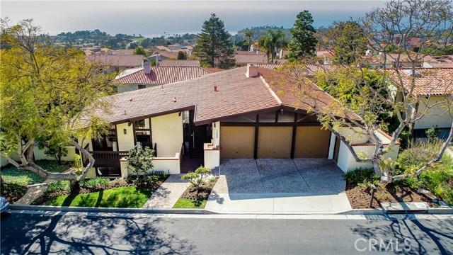 1309 Via Zumaya, Palos Verdes Estates, CA 90274