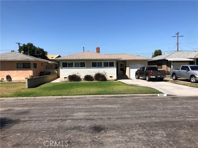 8367 Vanport Avenue, Whittier, CA 90606