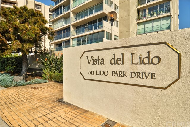 611 Lido Park Drive | Vista Del Lido Condos (L611) | Newport Beach CA