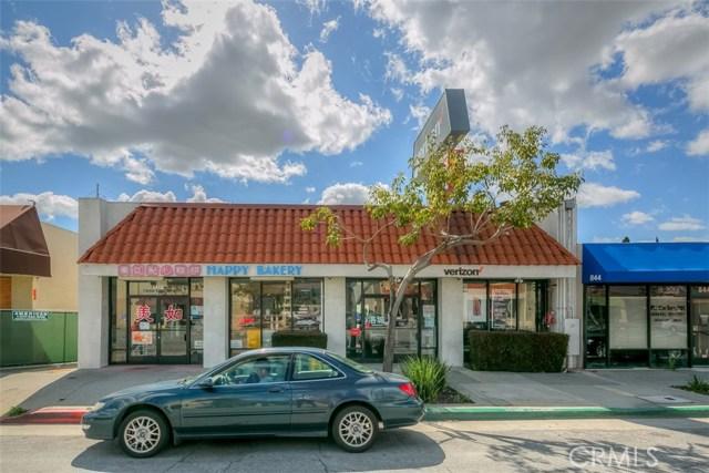 846 E Valley Boulevard, San Gabriel, CA 91776