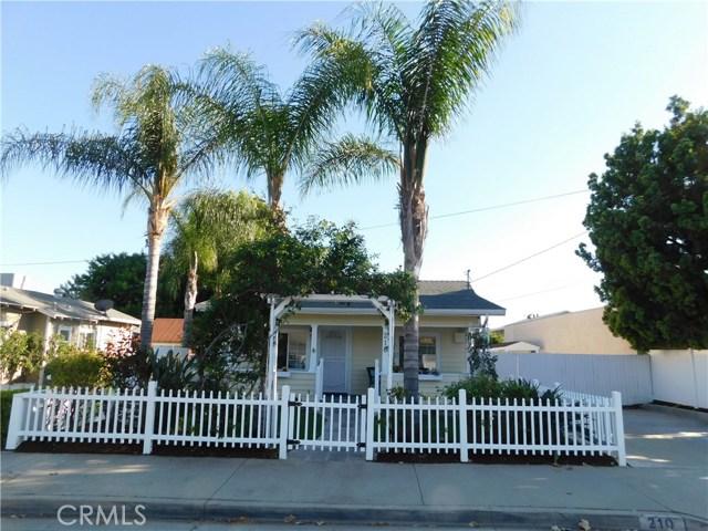 210 E Date Street, Brea, CA 92821