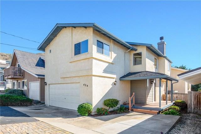 424 Panay Street, Morro Bay, CA 93442