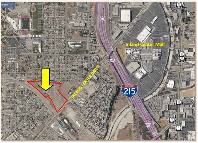 1010 W Inland Center Drive, San Bernardino, CA 92410