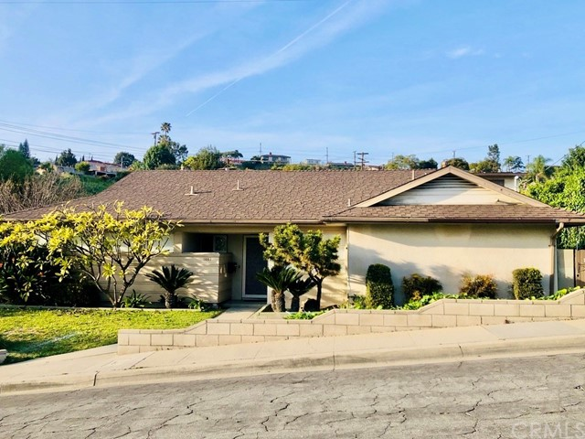1661 Sunnyhill Drive, Monterey Park, CA 91754