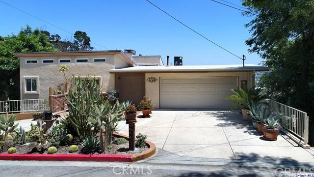 1720 Marion Drive, Glendale, CA 91205