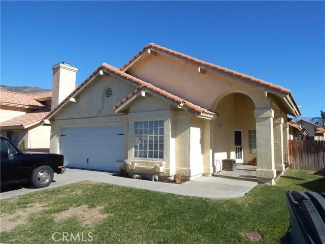 1233 Sierra Seneca Drive, San Jacinto, CA 92583