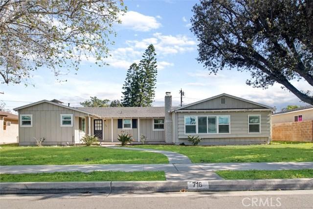 716 N Citron Street, Anaheim, CA 92805