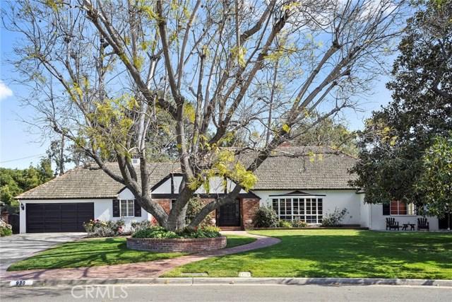 930 W River Lane, Santa Ana, CA 92706