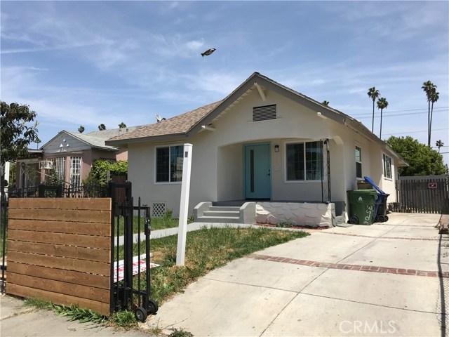 3506 10th Avenue, Los Angeles, CA 90018