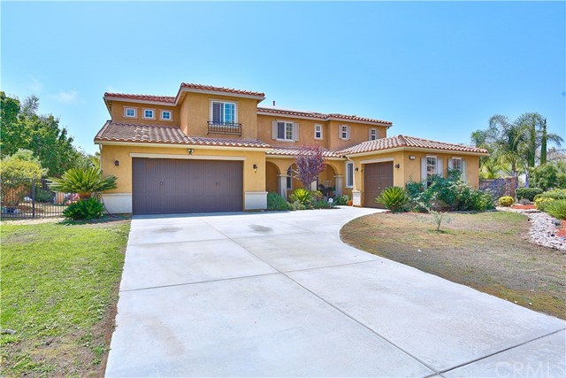 Photo of 3222 Vandermolen Drive, Norco, CA 92860