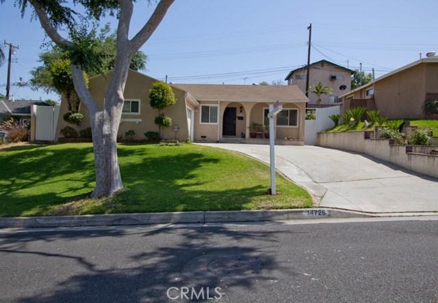 14726 Fairacres Drive, La Mirada, CA 90638
