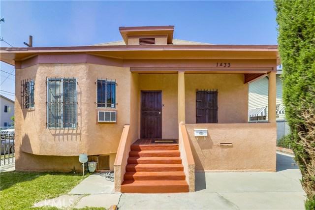 1433 W 20th Street, Los Angeles, CA 90007