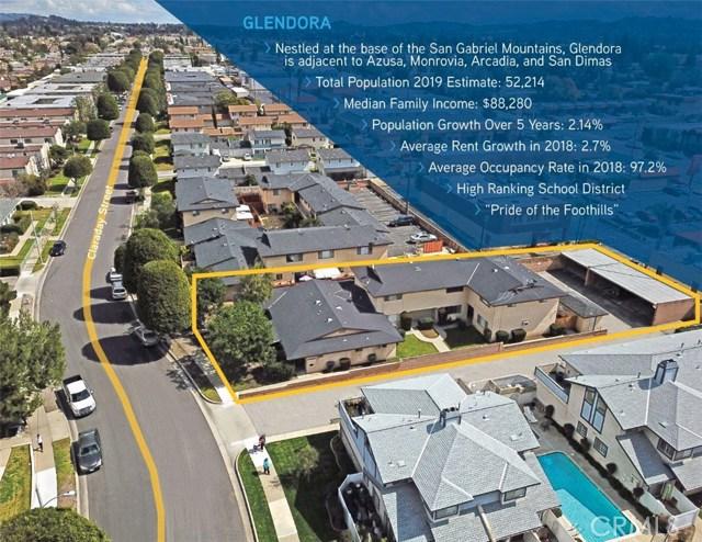 528 Claraday Street, Glendora, CA 91740