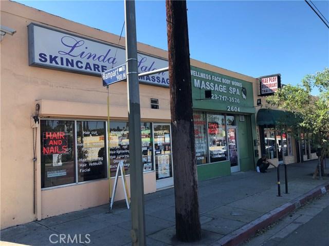 2600 W Sunset Boulevard, Los Angeles, CA 90026