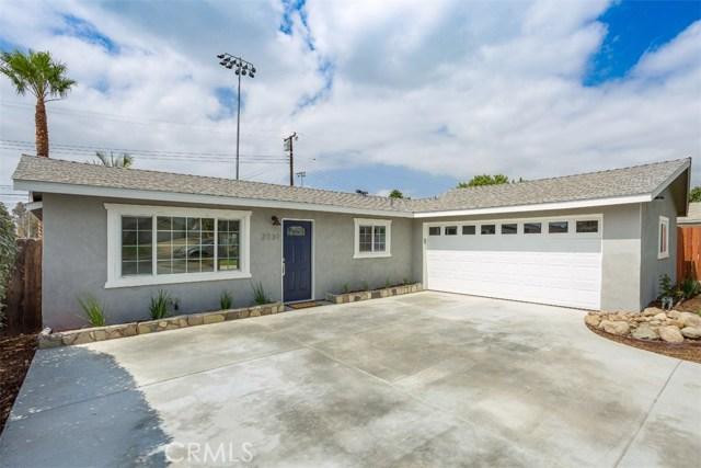 2039 Wildrose Avenue, Pomona, CA 91767