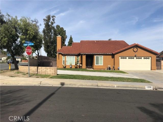 1298 W Woodcrest Street, Bloomington, CA 92316