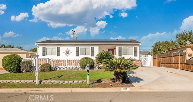 821 W Woodcroft Avenue, Glendora, CA 91740