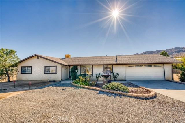 61539 Pueblo, Joshua Tree, CA 92252