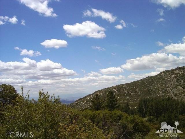McCall Park Road, Mountain Center, CA 92561