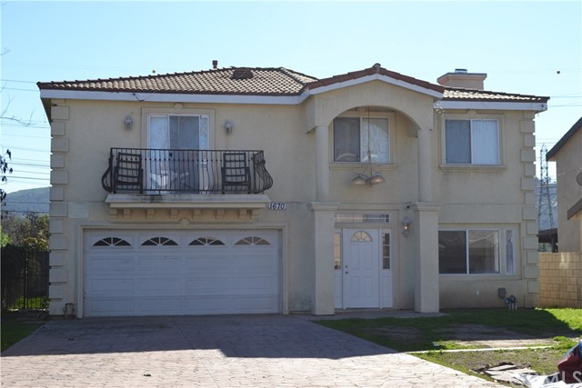 1668 Fruitvale Avenue, South El Monte, CA 91733