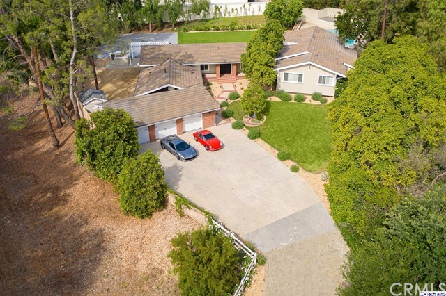 23760 Oakfield Road, Hidden Hills, CA 91302