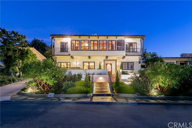 1648 Via Arriba, Palos Verdes Estates, California 90274, 4 Bedrooms Bedrooms, ,1 BathroomBathrooms,For Sale,Via Arriba,SB19000344
