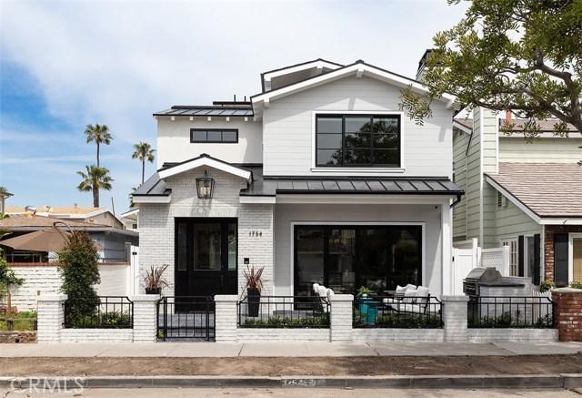 1754 E Ocean Boulevard | Balboa Peninsula Point (BLPP) | Newport Beach CA
