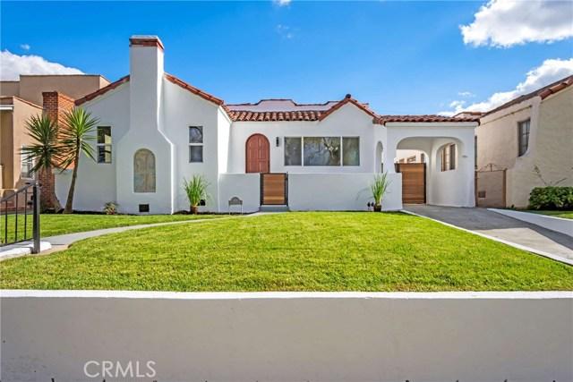 1438 Carmona Avenue, Los Angeles, CA 90019