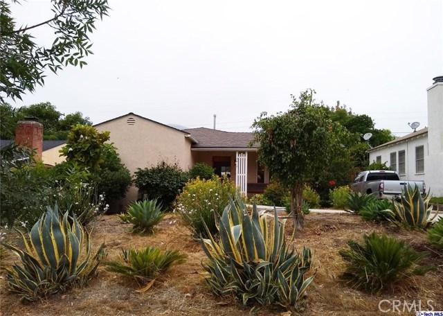 3417 Downing Avenue, Glendale, CA 91208