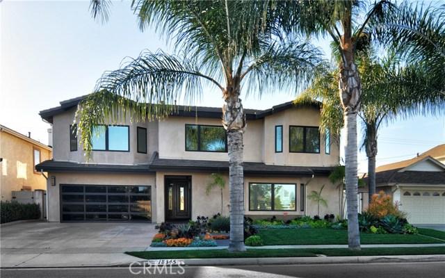 18345 Jacaranda Street, Fountain Valley, CA 92708