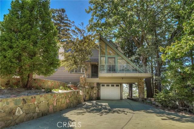 542 Canyon View Drive, Lake Arrowhead, CA 92352