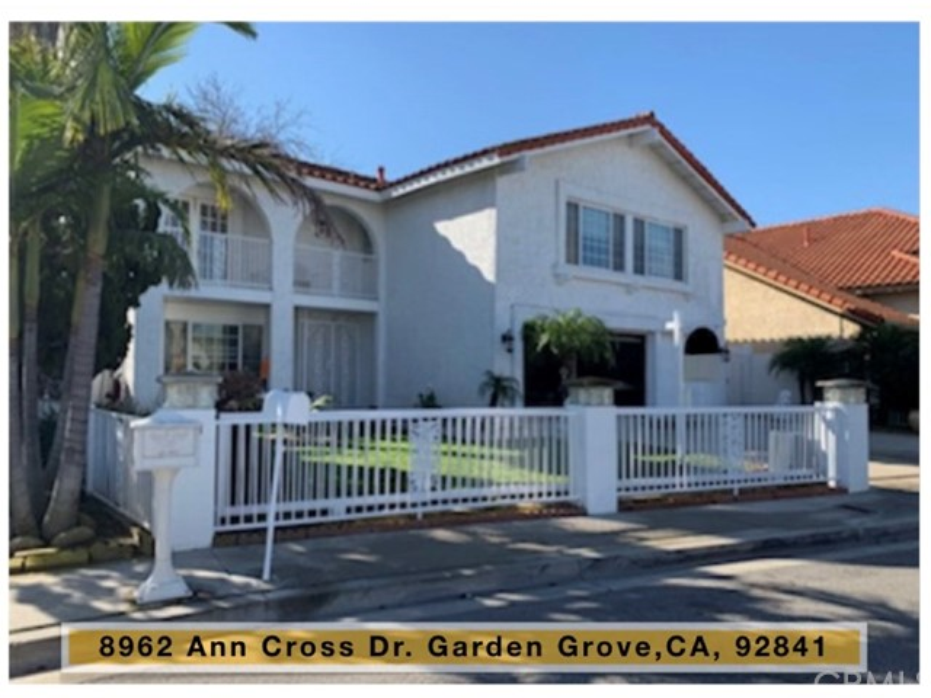8962 Ann Cross Drive, Garden Grove, CA 92841