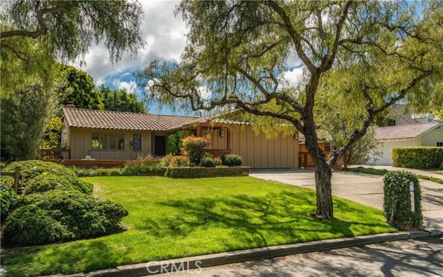 4012 Via Valmonte, Palos Verdes Estates, CA 90274