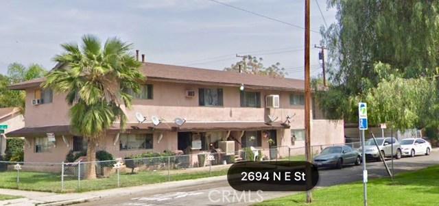2701 N E Street, San Bernardino, CA 92405