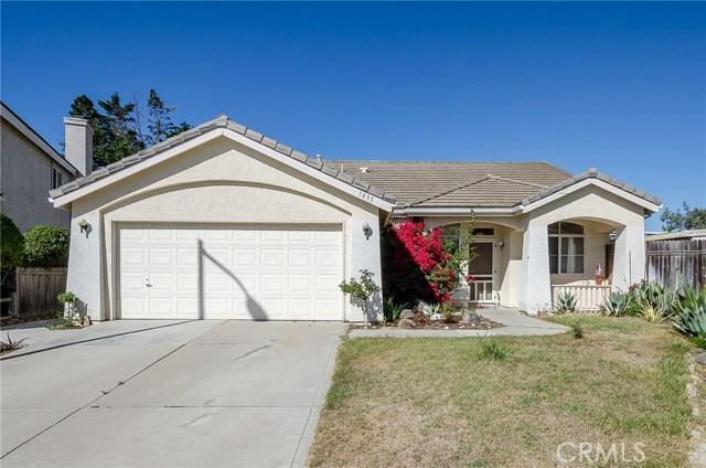 1035 Del Lago Drive, Santa Maria, CA 93455