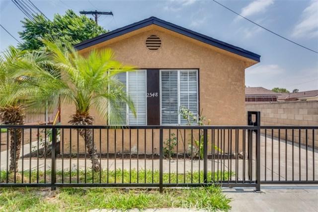 2548 Allgeyer Avenue, El Monte, CA 91732