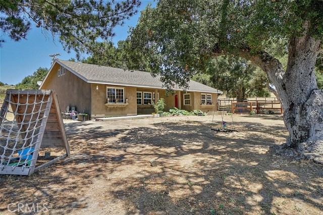 2155 Saucelito Creek Road, Arroyo Grande, CA 93420