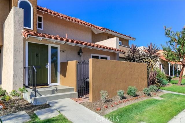 17645 Los Jardines West W, Fountain Valley, CA 92708