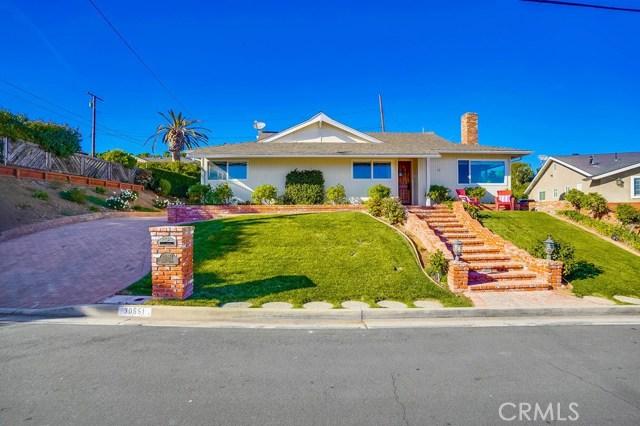 30551 Santa Luna Drive, Rancho Palos Verdes, California 90275, 3 Bedrooms Bedrooms, ,2 BathroomsBathrooms,For Sale,Santa Luna,PV21011653