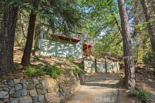 5571 Mountain Home Creek Road, Angelus Oaks, CA 92305