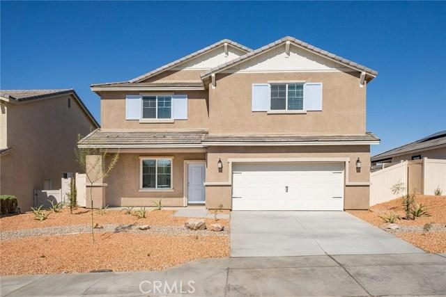 15873 Rain Lily Court, Victorville, CA 92394