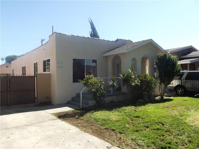 420 E 91st Street, Los Angeles, CA 90003